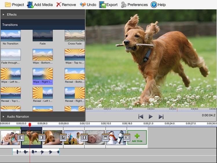 PhotoStage Pro screenshot-3