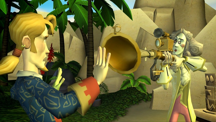 Monkey Island Tales 1 HD screenshot-3