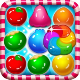 Tap Candy Sweet Free: Jelly Sweet