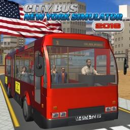 City Bus New york Driving Simulator