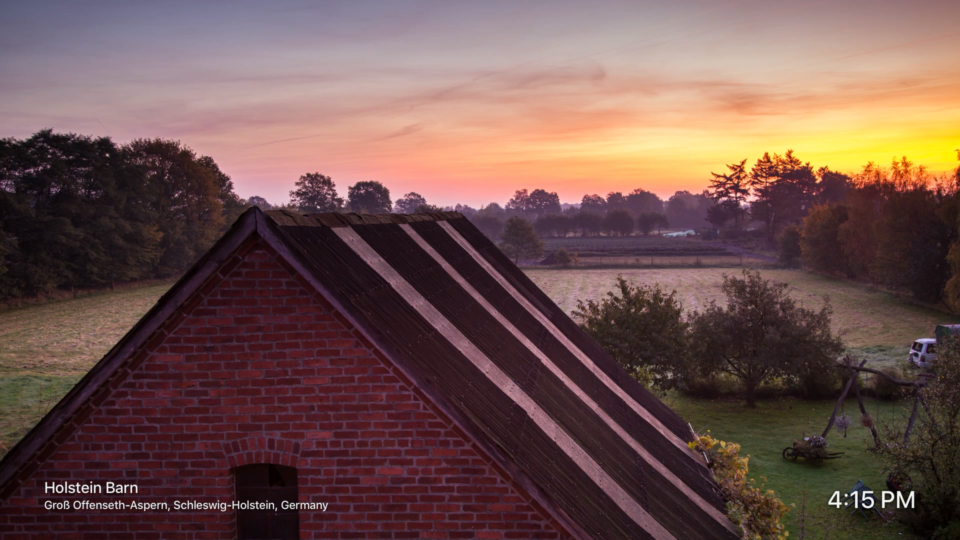 Countryside 4K by Magic Window screenshot 5