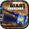 Free 3D Car Racing Games - Hulky Giant Trencher artwork