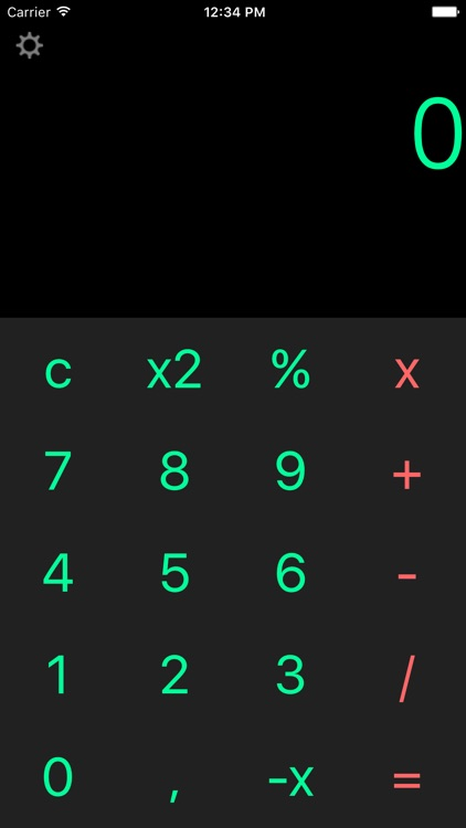 #Calculator