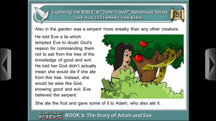 Searchlight® Kids: Exploring the Bible 3 screenshot-4