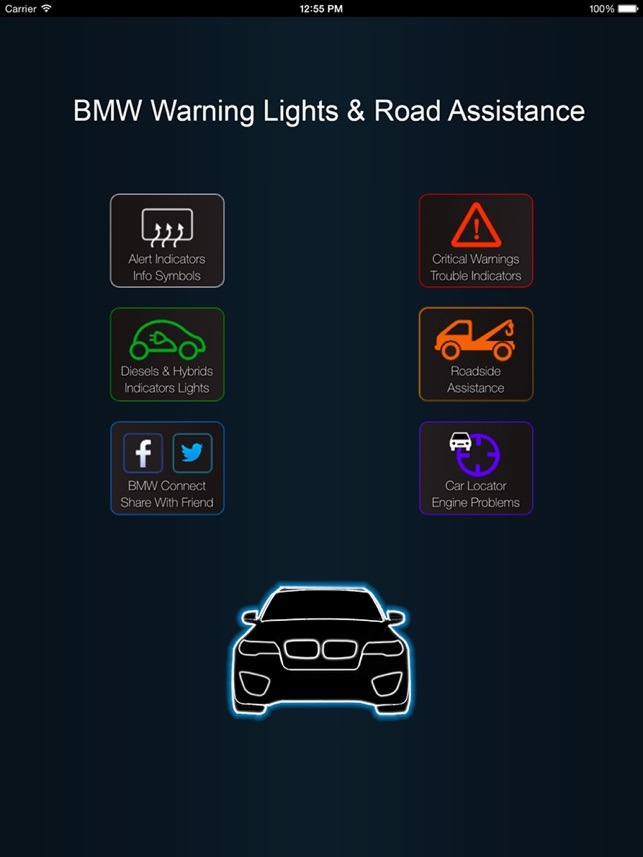 For Bmw Warning Lights Car Problems On The