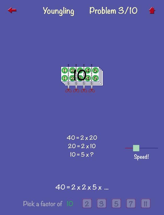 Factors Factory - Prime Factorization, GCF & LCM