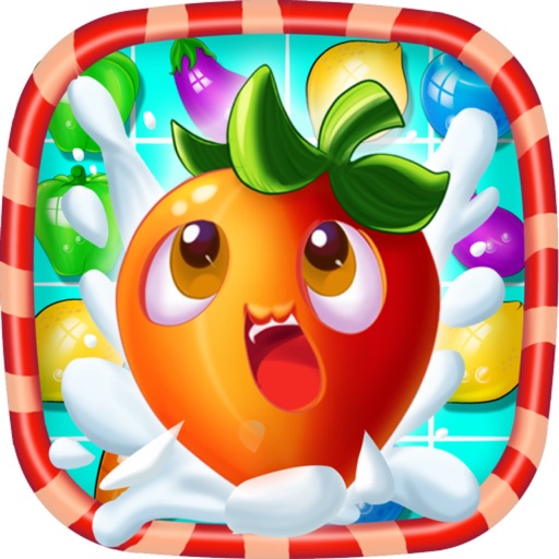 Sweet Jam: Juice Fruit Mania