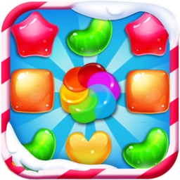 Fruit Candy Pop Mania - Candy Connect Edition