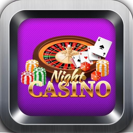 Jackpot NIGHT GRAND Casino - Pro FREE Slots Game Edition