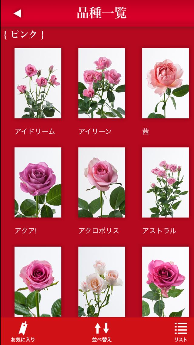 切り花 バラ図鑑 1000のおすすめ画像4
