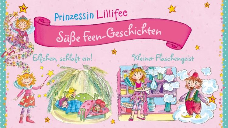 Prinzessin Lillifee: Süße Feen-Geschichten - Band 1 screenshot-0