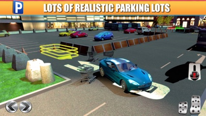 Shopping Mall Car Parking Simulator a Real Driving Racing Gameのおすすめ画像3
