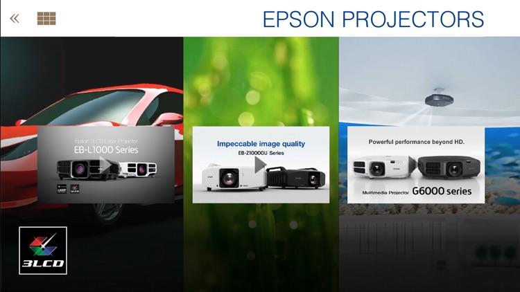 EPSON Projector User Case Study screenshot-4