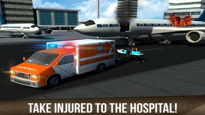 レアル空港トラック運転手:緊急消防士救助のおすすめ画像3