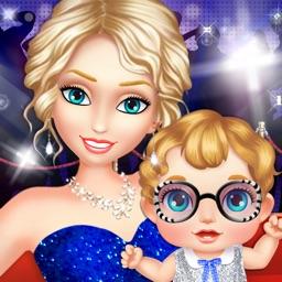 Movie Star Pregnancy Doctor - Baby Care Simulator