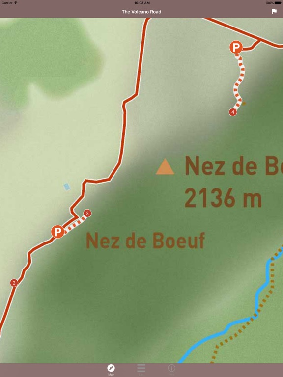 Volcan de la Fournaise screenshot 7