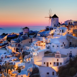 Greek Islands: Vacation Spots in Greece