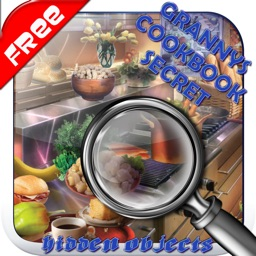 Granny's Cookbook - Find Hidden Secret