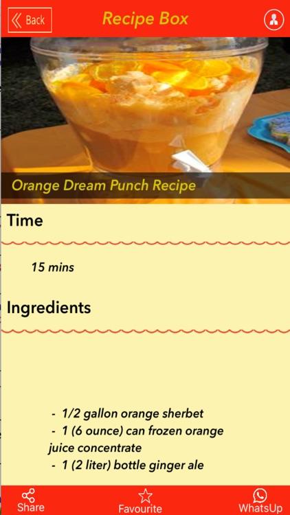1000+ Drink Recipe screenshot-4