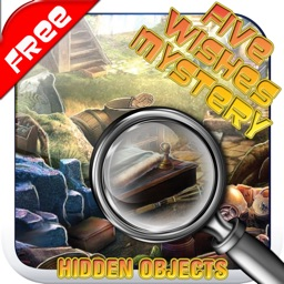 Five Wishes - Journey of Hidden Objects