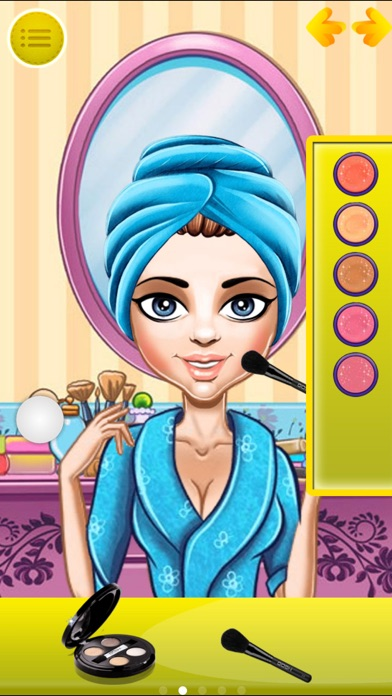 Real Makeover & Spa & Dress up free gamesのおすすめ画像2