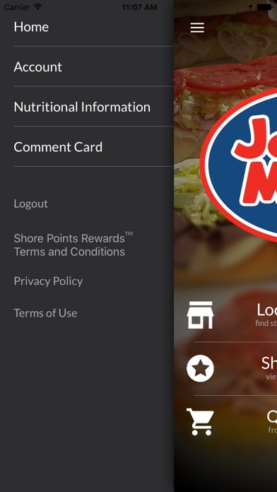 Jersey Mike's for Windows
