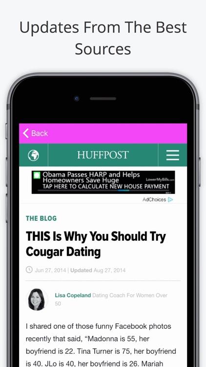 The Cougar Media Network App