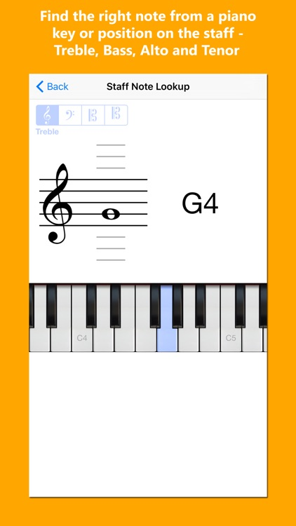 Piano Chords and Scales Friend screenshot-3