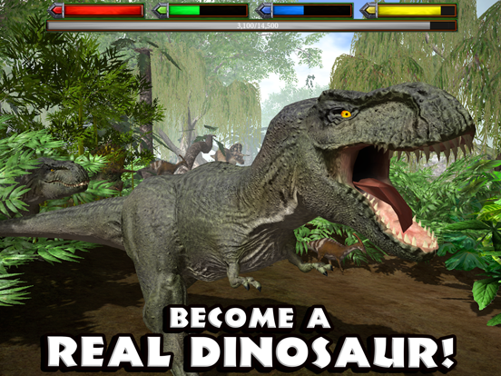 Ultimate Dinosaur Simulator на iPad