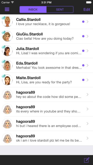 Stardoll Access by Stardoll AB (iOS, United States) - SearchMan App