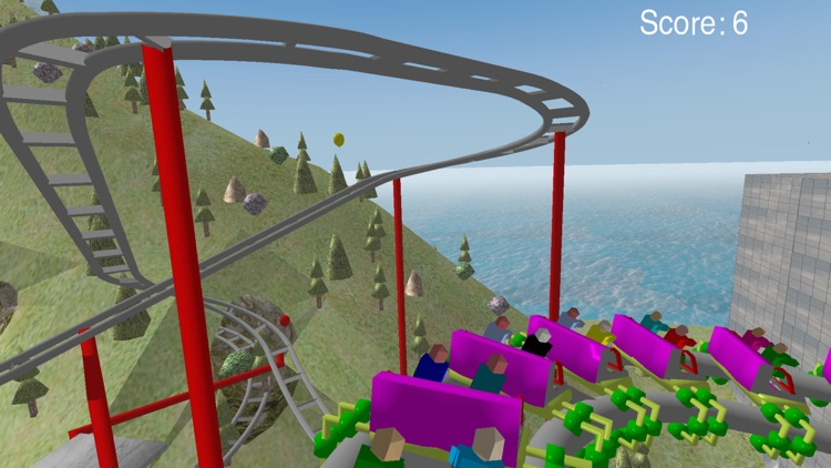iRollerCoaster screenshot-0