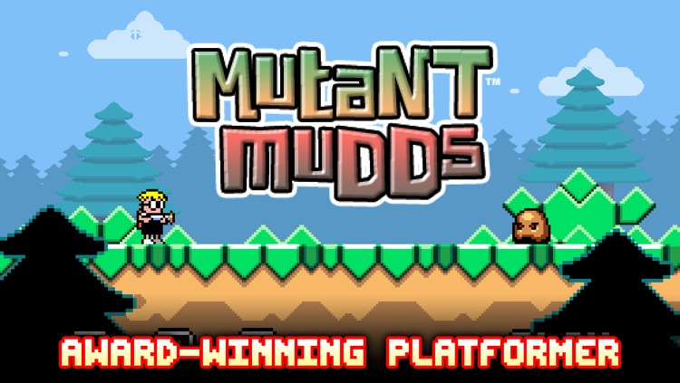 Mutant Mudds screenshot-0