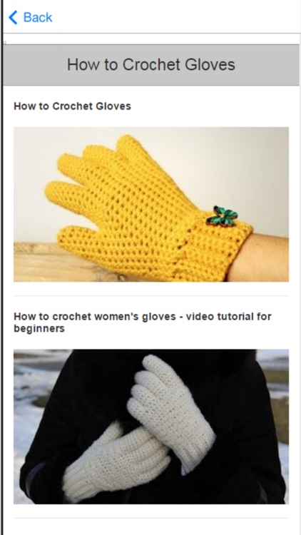 How to Crochet - Learn Crochet The Easy Way screenshot-2