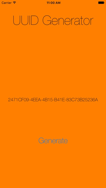 UUID Generator - Easily Generate Random UUIDs screenshot-2