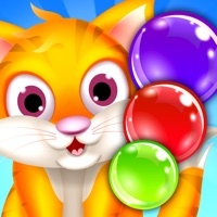 Codes for Cat Bubble Trouble Pop Ball Shooter: Cute Kitty Popping Game Hack