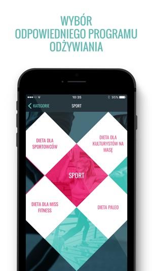 Aplikacja Kcalmar Dieta I Przepisy W App Store