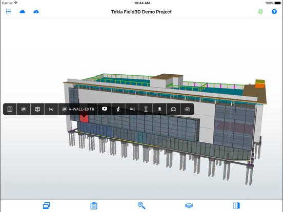 Télécharger Tekla Field3D pour iPhone / iPad sur l'App Store