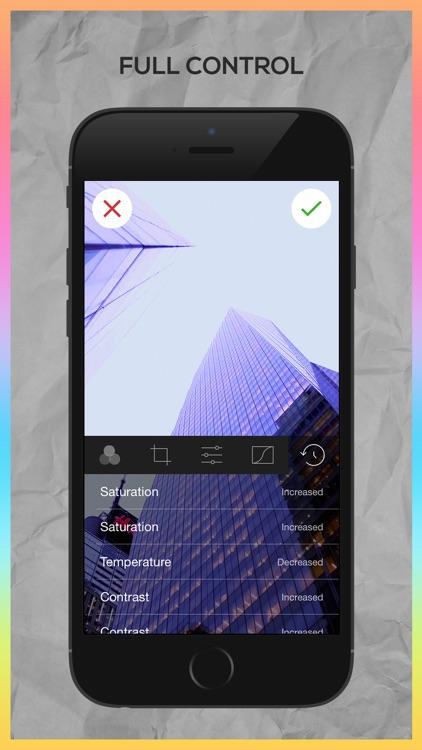 Pixover - Video Filters & Effects screenshot-3