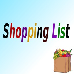 Shopping List - Free