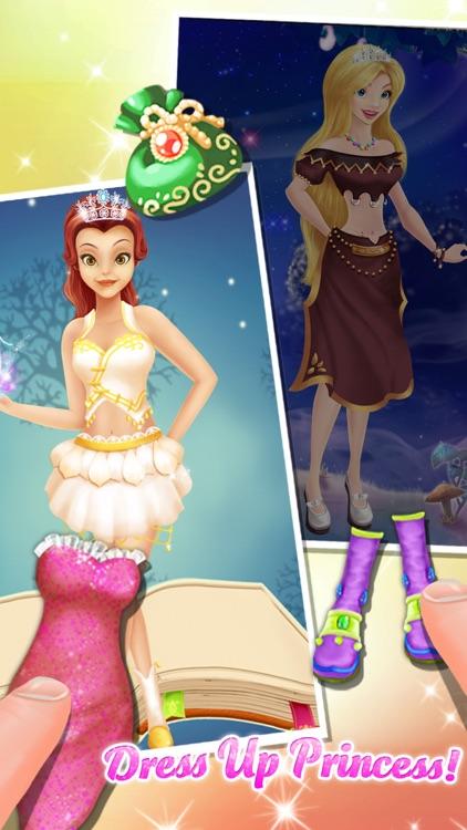 Dress Up Princess!
