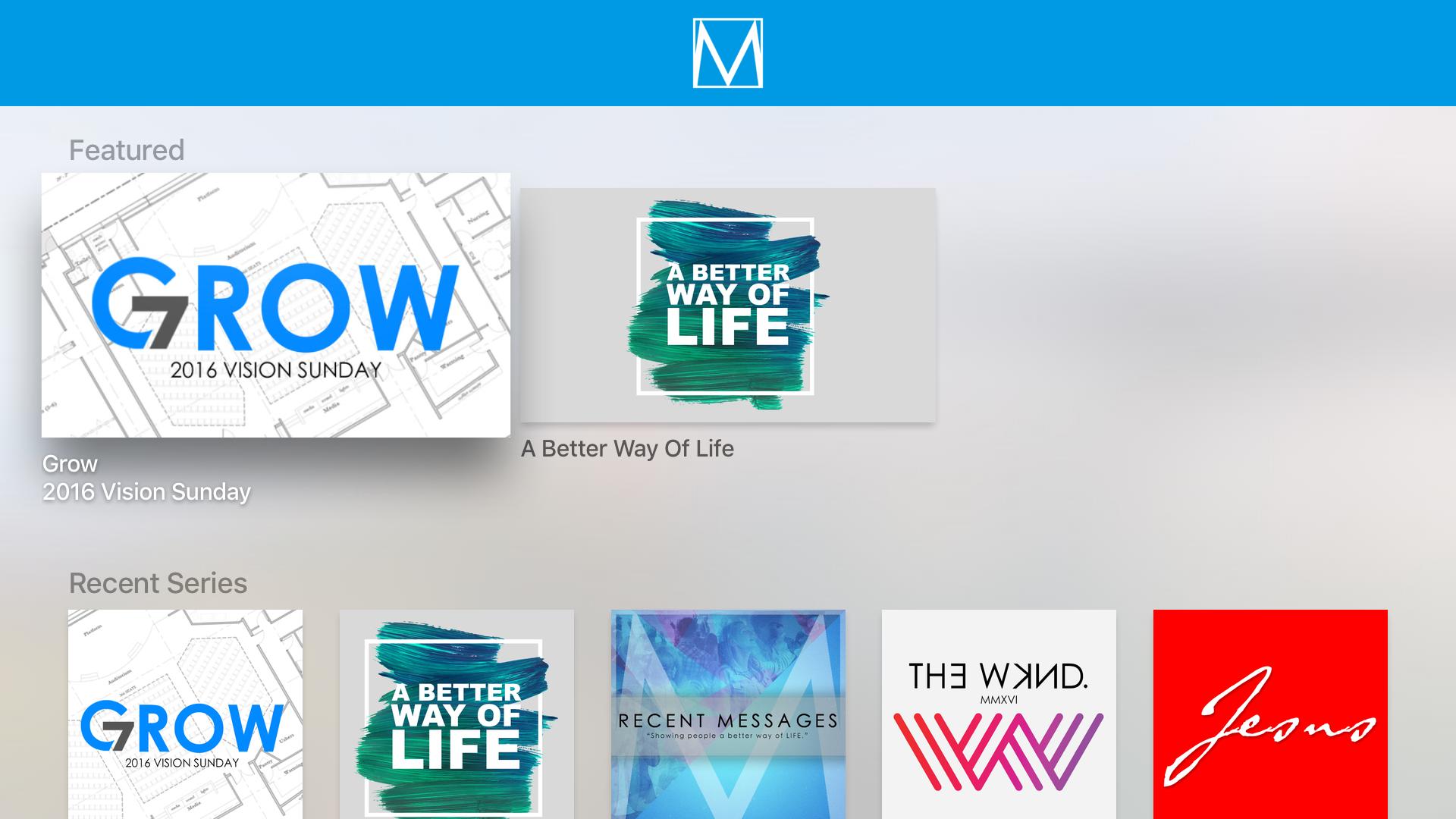 Metro Life Church screenshot 7