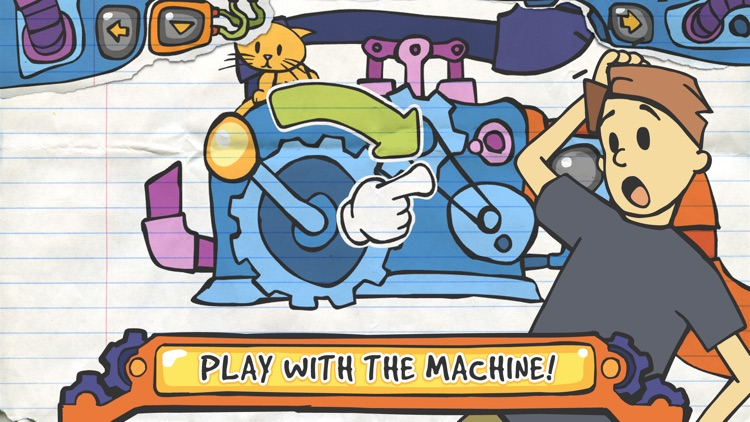 Kalley's Machine Plus Cats screenshot-0