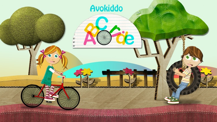 Avokiddo ABC Ride - Fun Alphabet & Spelling Games screenshot-0