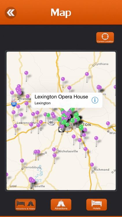 Lexington City Travel Guide screenshot-3