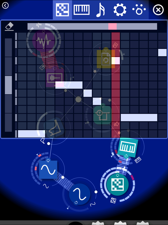 Reactable mobile-ipad-4
