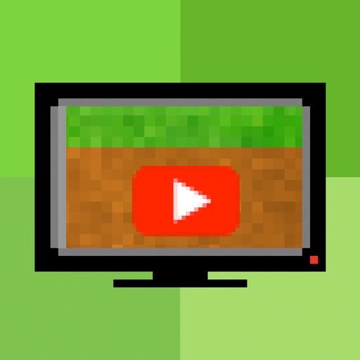 Crafting TV - Videos for Kids Minecraft Edition iOS App