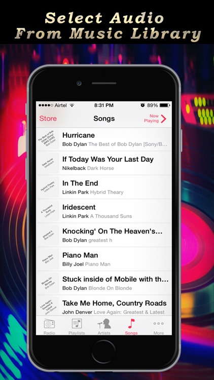 Add Music To Video – in Background for Youtube & Instagram