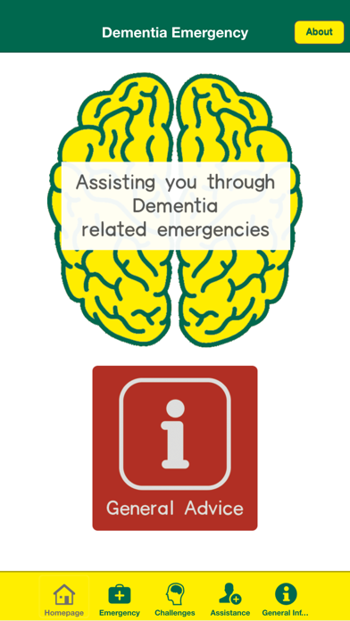 Dementia Emergency