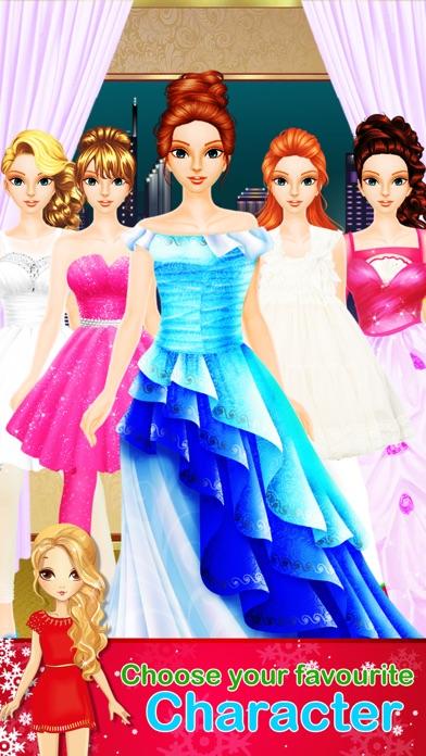 Wedding Doll - Dress Up & Fashion Games screenshot four