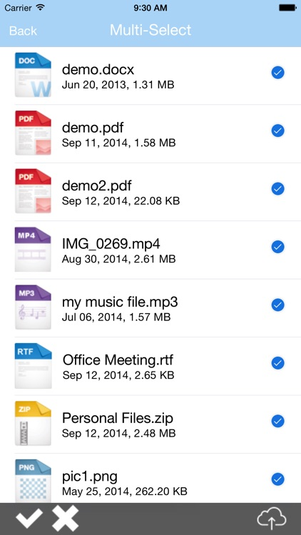 File Manager - File Explorer & Storage for iPhone, iPad and iPod screenshot-4